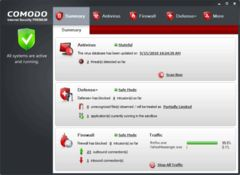 download Comodo Firewall