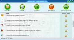 download Lock Folder & Files