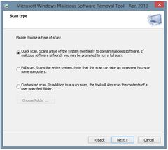 download Windows Malicious Software Removal Tool