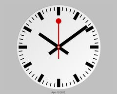 download Swiss Clock-7
