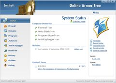 download Online Armor Free Firewall