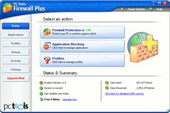 download PC Tools Firewall Plus