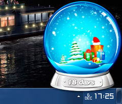 download Christmas Globe
