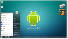 download Windows 7 Android Theme
