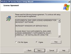 download Windows XP Service Pack 2