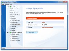 download Auslogics Registry Cleaner