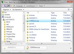 download Quick Zip