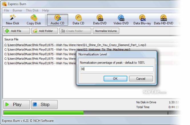 TreffpunktEltern de :: Thema anzeigen - cd burning software