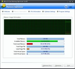 download WinUtilities Free Memory Optimizer