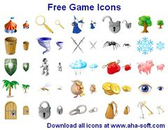 download Free Game Icons