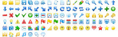 download 20x20 Free Toolbar Icons