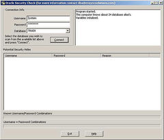 download Oracle Security Check