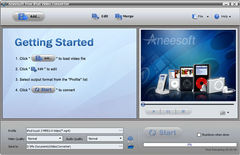 download Aneesoft Free iPod Video Converter