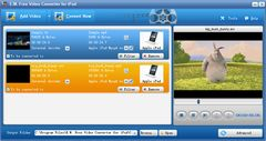 download E.M. Free Video Converter for iPad