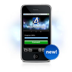 download ALLConverter to iPhone Portable