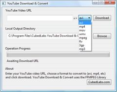download YouTube Download&Convert