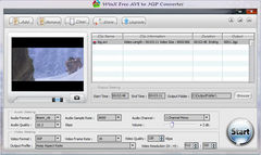 download WinX Free AVI to 3GP Converter