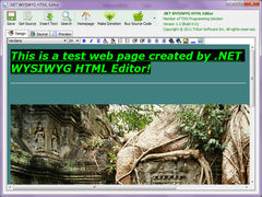 download .NET WYSIWYG HTML Editor