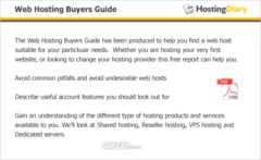 download Web Hosting Buyers Guide