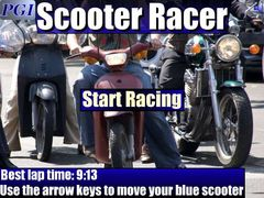 download Scooter Racer