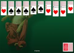 download Spider Solitaire 2-Suit