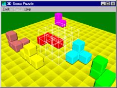 download 3D Soma Puzzle Freeware