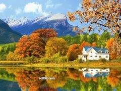 download Gorgeous Fall Foliage 3D Screensaver