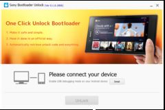 download Kingo SONY Bootloader Unlock