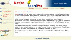 download Notice Board Pro
