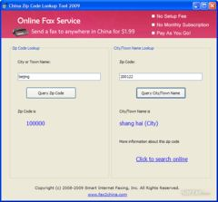 download China Zip Code Lookup Tool