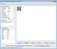 download Free 2D Barcode Generator