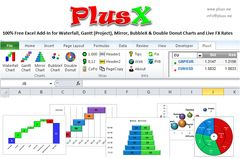 download PlusX Excel Add-In