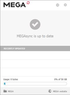 download MEGAsync