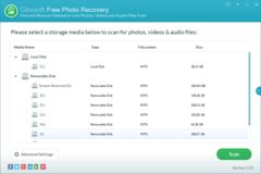 download Gihosoft Free Photo Recovery