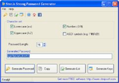download SterJo Strong Password Generator