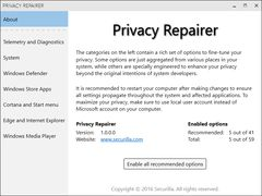 download Privacy Repairer