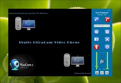 download SSuite UltraCam Video Phone