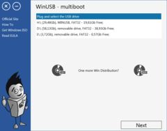 download WinUSB - multiboot