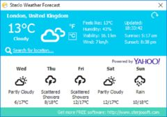 download SterJo Weather Forecast