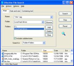 download Effective File Search