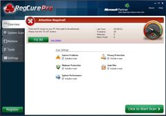 download Regcure Pro - Registry Cleaner