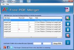 download Aplus Free PDF Merger- Merge PDF Files