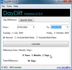 download DayDiff