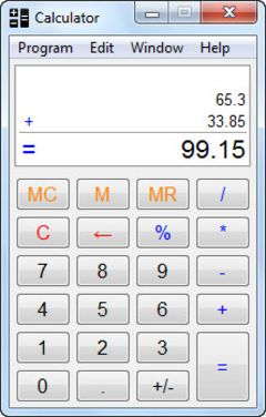 download Calculator 32bit