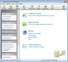 download Express Invoice Free Edition