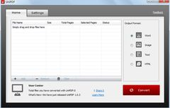 download UniPDF Converter