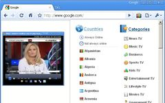 download TV for Google Chrome