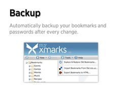 download Xmarks