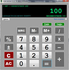download Accountant online euro calculator (Ucka)