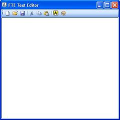 download FTE Text Editor